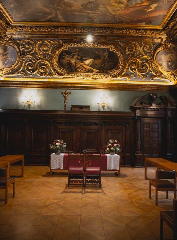 Kleiner Rathaussaal Passau