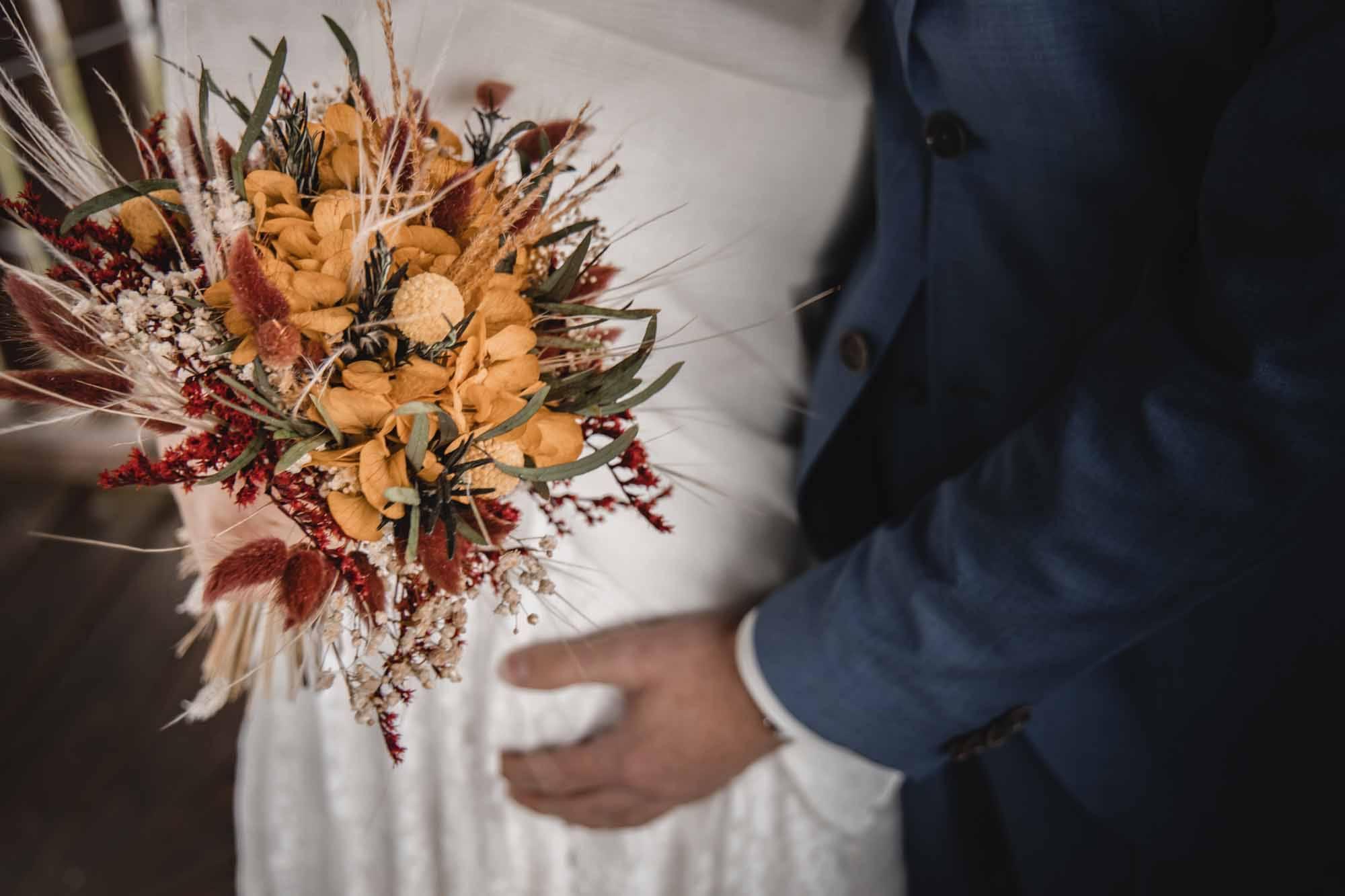 Brautpaar Schwanger