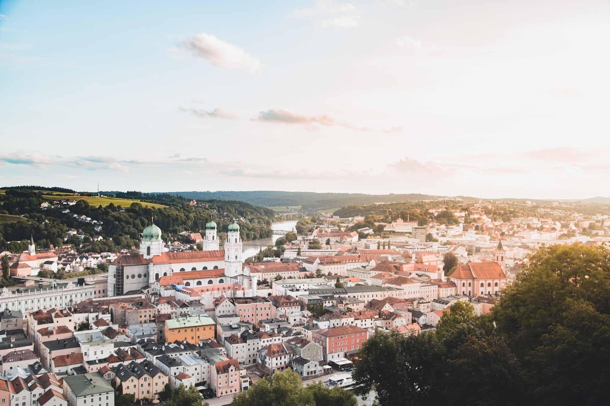 Passau Sommerabend